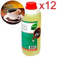 Биотопливо ZeFire Premium с запахом кофе 12 х 1 л +9 000 ₽