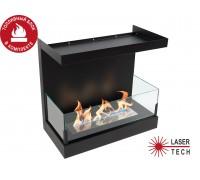 Встраиваемый биокамин Lux Fire 1100 М (фронатльный)