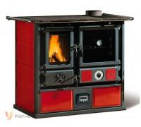 Дровяная отопительно-варочная печь La Nordica ROSA LIBERTY BO/PE (кухонная печь Роза)
