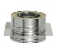 Опора с изоляцией Дымок для дымохода 120/200 мм (0,5 мм)