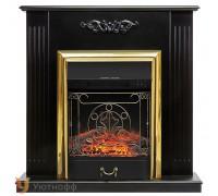 Каминокомплект Люмсден венге (портал Lumsden + очаг Royal Flame Fobos / Majestic)