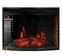 Электрокамин Royal Flame Dioramic 33 LED FX (широкий очаг Диорамик 33 со звуком)