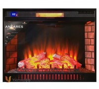 Электрокамин Antares 31 LED FX Quatrz InterFlame (очаг Антарес 31 Кварц)