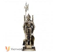 Каминный набор Royal Flame D50011AB Рыцарь (античная бронза)