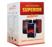 Мини-электрокамин Superior (электрическая печь Супериор)