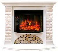Каминокомплект Вилладж 25 белый (портал Royal Flame Village WT + очаг Dioramic 25 LED FX)