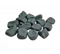 Декоративные камни керамические матовые 14 штук